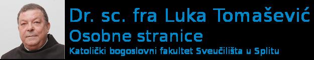 Fra Luka Tomašević
